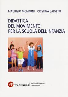 Librisulladiversita.it Didattica del movimento per la scuola dell'infanzia Image