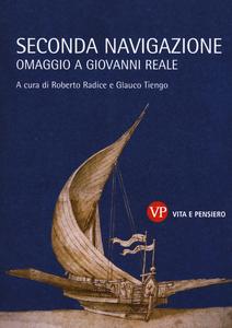 Libro Seconda navigazione. Omaggio a Giovanni Reale