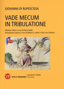 Libro Vade mecum in tribulatione Giovanni di Rupescissa