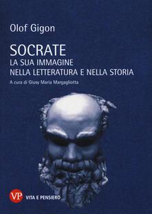 Radiospeed.it Socrate. La sua immagine nella letteratura e nella storia Image