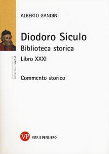 Recuperandoiltempo.it Diodoro Siculo. Biblioteca storica. Libro XXXI. Commento storico Image