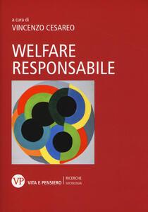 Welfare responsabile - copertina