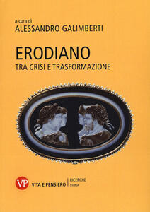 Erodiano. Tra crisi e trasformazione - copertina
