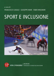 Sport e inclusione - copertina