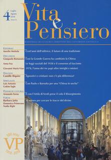 Promoartpalermo.it Vita e pensiero (2018). Vol. 4 Image