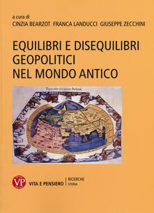 Radiospeed.it Equilibri e disequilibri geopolitici nel mondo antico Image