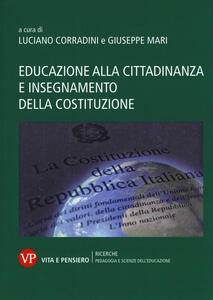 Educazione alla cittadinanza e insegnamento della Costituzione - copertina