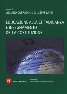 Librisulrazzismo.it Educazione alla cittadinanza e insegnamento della Costituzione Image