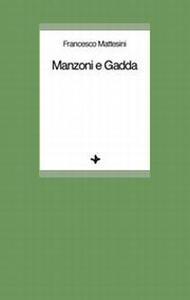 Manzoni e Gadda