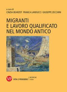 Voluntariadobaleares2014.es Migranti e lavoro qualificato nel mondo antico Image