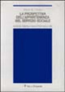 Libro La prospettiva dell'appartenenza nel servizio sociale Hans S. Falck