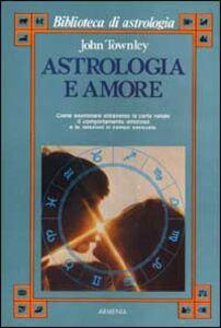 Libro Astrologia e amore John Townley