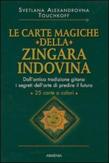 Winniearcher.com Le carte magiche della zingara indovina. Con 25 carte Image
