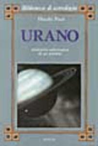 Foto Cover di Urano, Libro di Haydn Paul, edito da Armenia