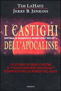 Foto Cover di I castighi dell'Apocalisse, Libro di Tim La Haye,Jerry B. Jenkins, edito da Armenia