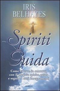 Spiriti guida - Iris Belhayes - copertina