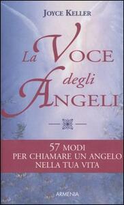La voce degli angeli - Joyce Keller - copertina