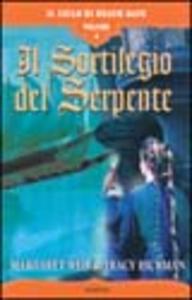 Libro Il sortilegio del serpente. Il ciclo di Death Gate. Vol. 4 Margaret Weis , Tracy Hickman