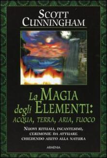 Antondemarirreguera.es La magia degli elementi. Acqua, terra, aria, fuoco Image