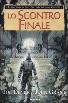 Rallydeicolliscaligeri.it Lo scontro finale. Le leggende di Lupo Solitario. Vol. 5 Image