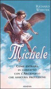 Foto Cover di Michele, Libro di Richard Webster, edito da Armenia