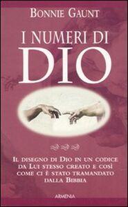 Libro I numeri di dio Bonnie Gaunt