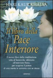 Premioquesti.it Il libro della pace interiore Image