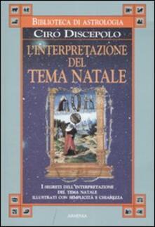 Vitalitart.it L' interpretazione del tema Natale Image
