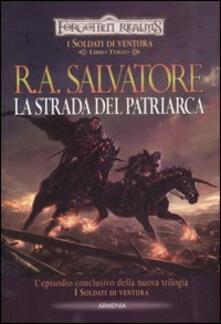 Lpgcsostenible.es La strada del patriarca. I soldati di ventura. Forgotten Realms. Vol. 3 Image