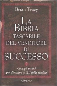 Libro La bibbia tascabile del venditore di successo Brian Tracy