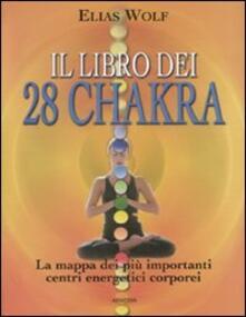 Tegliowinterrun.it Il libro dei 28 chakra. La mappa dei più importanti centri energetici corporei Image