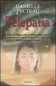 Libro Telepatia Danielle Fecteau