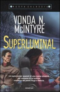 Libro Superluminal Vonda N. McIntyre