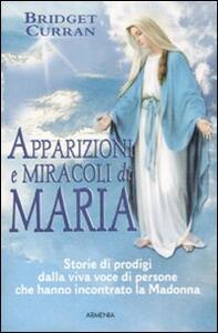 Apparizioni e miracoli di Maria