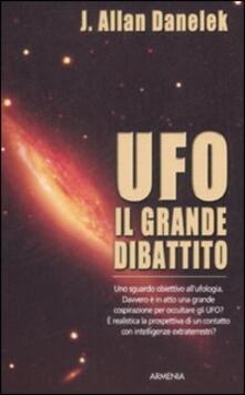 Premioquesti.it UFO. Il grande dibattito Image