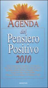 Agenda del pensiero positivo 2010