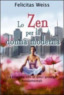 Winniearcher.com Lo zen per la donna moderna Image