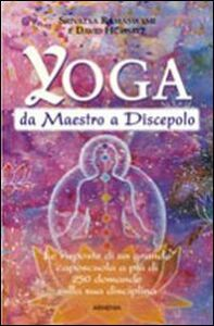 Libro Yoga da maestro a discepolo Srivatsa Ramaswami , David Hurwitz