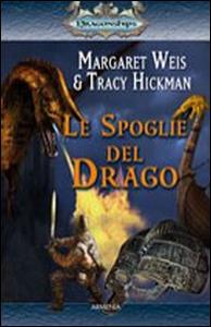 Libro Le spoglie del drago Margaret Weis , Tracy Hickman