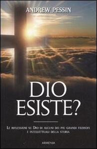 Dio esiste? Le riflessioni su Dio di alcuni dei più grandi filosofi e intellettuali della storia - Andrew Pessin - copertina