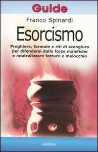 Libro Esorcismo Franco Spinardi