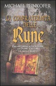 Libro La confraternita delle rune Michael Peinkofer