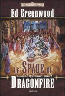Writersfactory.it Le spade di Dragonfire. I cavalieri di Myth Drannor. Forgotten realms. Vol. 2 Image