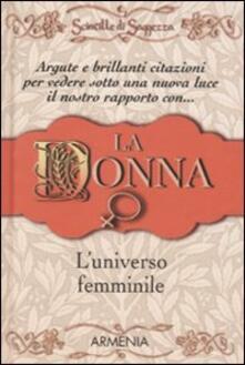 Secchiarapita.it La donna, l'universo femminile. Scintille di saggezza Image