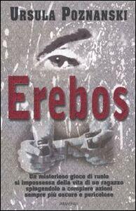Foto Cover di Erebos, Libro di Ursula Poznanski, edito da Armenia