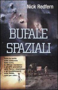 Libro Bufale spaziali Nick Redfern
