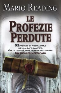 Libro Le profezie perdute Mario Reading