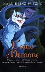 Libro Uomo e demone Karl-Heinz Witzko