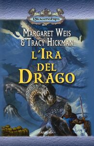 Libro L' ira del drago. Dragonships Margaret Weis , Tracy Hickman