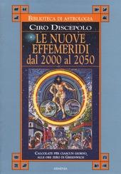 Le nuove effemeridi dal 2000 al 2050